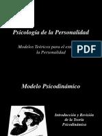 Psicologya de La Personalidad - Modelos Teoricos 1