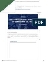 Curso_ Dimensionamiento y Detallado