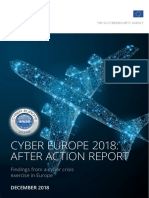 WP2018 O.4.1.1 CE2018 After Action Report