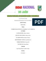 Informe de Comercialización de La Madera y Ley Forestal
