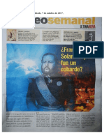 Francisco Solano Lopez Fue Un Cobarde? Mario Maestri