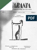Revista Guarania