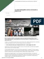 Apollo 11_ Como Uma Caneta Hidrográfica Salvou Do Desastre a Primeira Missão Humana à Lua - BBC Brasil