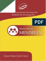 Manual de Uso de Mendeley