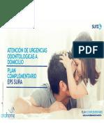 Nueva Cobertura Urgencias Odontologicas a Domicilio Plan Complementario