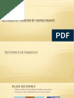 Tectonics of Pakistan