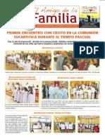 EL AMIGO DE LA FAMILIA, MAYO 5 DE 2019.