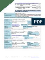 Formato Proyecto Aplicado - Ajuste