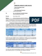 INVESTIGACION Y DESARROLLO UAS/ECOANDINO 2018