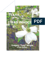 Texas, I Was Innocent