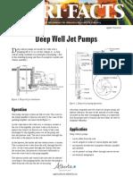 Jet Pump Agdex716c11