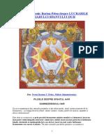 Pr. Ilarion Felea - Despre Lucrarile Harului Sfantului Duh.doc