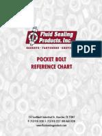 Pocket Bolt Reference Chart