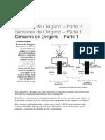 Sensores de Oxígeno
