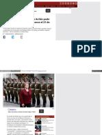 2015-05-23 Bachelet Asegura Que Caso Aviles Pudo Haber Inhibido a Carabineros El 21 de Mayo