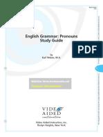 05 Pronouns DVD