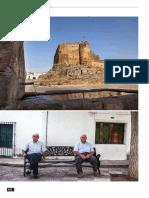 Los garbanzos mágicos (Vivir Extremadura, 15-11-12)
