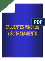 Efluentes Mineros y su Tratamiento.pdf
