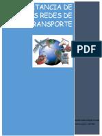 La Importancia de Las Redes de Transporte