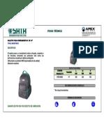 Enviando Ficha Tecnica 100419