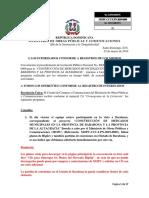 Circular No 01 2019 Respuestas a Oferentes Ref Mopc Lpn 2019 0009