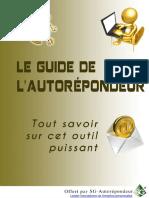 Guide Autorepondeur