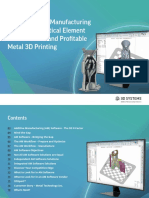 3DSystems Metal AM Software eBook 3DXpert