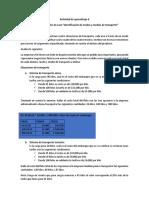 Actividad de aprendizaje 6 Evidencia 7 Análisis de caso Identificación de modos y medios de transporte.docx
