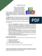 Clasificacion ABC Pasos