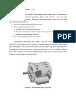 Analisa Rewinding Motor Induksi 1 Fasa