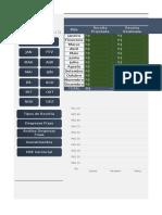 Planilha Financeira de DRE