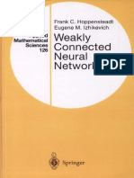 [Applied Mathematical Sciences 126] Frank C. Hoppensteadt, Eugene M. Izhikevich (auth.) - Weakly Connected Neural Networks (1997, Springer-Verlag New York).pdf