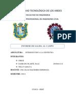 MODULO DE FINEZA - LAB N° 01