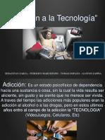 Adicción a la Tecnologia TP