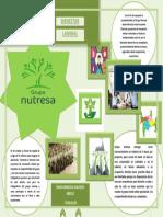 Poster GTH Nutresa