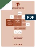 Projeto Educativo-2015