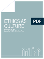 Resource Guide for Customization Ethics as Culture 1374095936