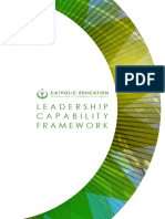 Leadership Capabilities Framework Project 050519