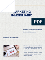 Marketing Inmobiliario - Freddy Ortiz Florian