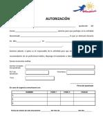 Autorizacion y Ficha Medica Golondrinas (1)