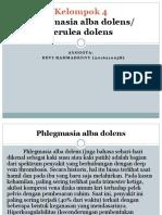Phlegmansia Alba Dolens