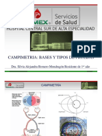 Campimetria Bases