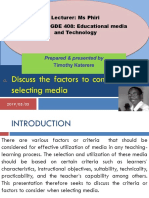 FACTORS_INFLUENCING_MEDIA_SELECTION.pptx
