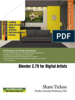 Blender 2.79 for Digital Artists