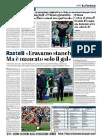 La Provincia Di Cremona 05-05-2019 - Rastelli