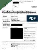 Avenatti Unauthorized Bankruptcy Case 8:19-bk-10822-CB
