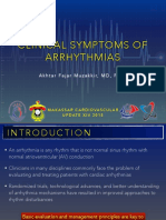 Workshop Symptoms of Arrhythmia(Dr.akhtar)-1