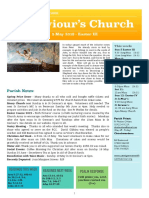 st saviours newsletter - 5 may 2019 -  easter iii