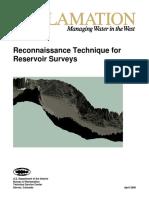 Reconnaissance Technique for Reservoir Surveys