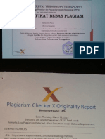 1.checker + sertivikat (Perbandingan kekuatan Puntir)
